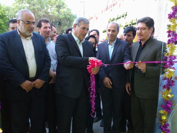 افتتاح نخستین نمایشگاه دائمی توانمندی ها و دستاوردهای روستایی در هشترود