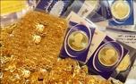 کاهش نامحسوس قیمت طلا و ارز در بازار/ سکه ۴.۵۴۹.۰۰۰ تومان شد
