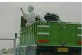 نصب مجسمه آیتالله هاشمی رفسنجانی در جزیره خارک +عکس