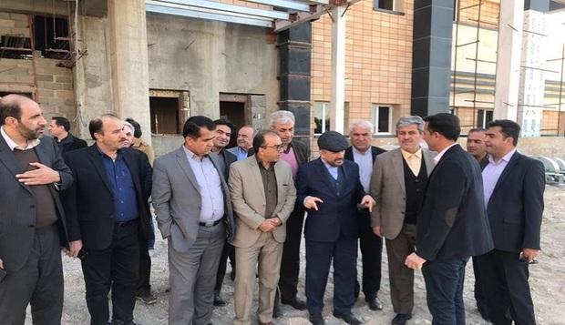 سه بیمارستان در شهرستان های گچساران و باشت افتتاح می شود