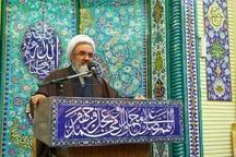 امام جمعه مراغه: فداکاری های یاران امام راحل زمینه ساز پیروزی انقلاب اسلامی بود