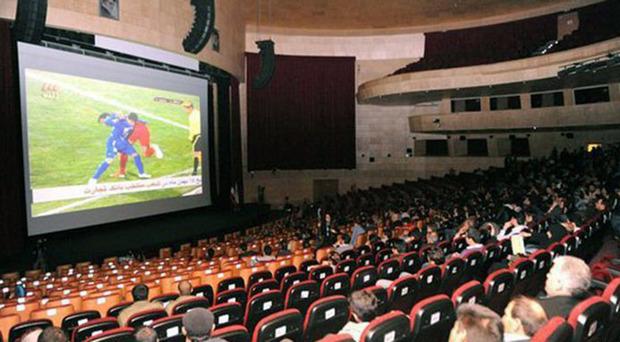 فینال جام باشگاه های آسیا در سینما هلال زاهدان پخش می شود