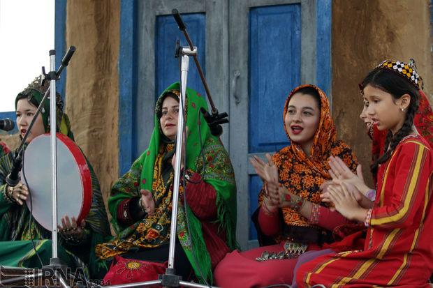 حضور نمایندگان ۱۵ کشور در جشنواره اقوام گلستان و چند خبر کوتاه