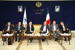 بازدید معاون وزیر امور خارجه از وضعیت دریاچه ارومیه