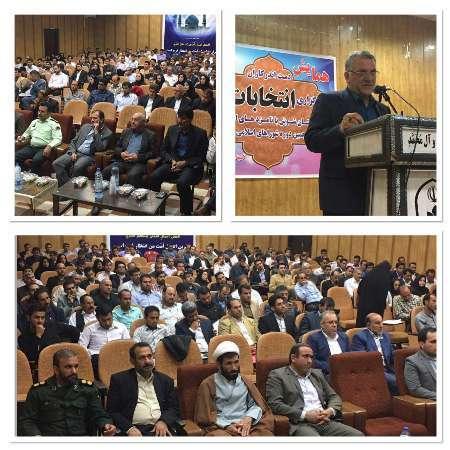 صلاحیت 157نامزد انتخابات شوراها در شوش تائید شد