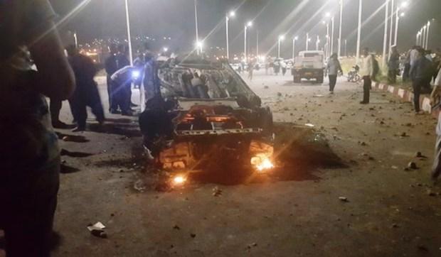 کسی در اعتراضات حادثه سنندج دستگیر نشد