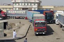 امسال بیش از یک میلیون تن کالا از سیستان و بلوچستان صادر شد