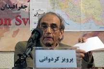 کردوانی: بخشی از ریزگردها در ایران مربوط به ترکیه است