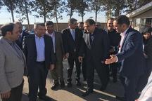 وزیر بهداشت از یک واحد تولید شیرخشک در قزوین بازدید کرد