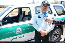 سارق لوازم خودرو در دام پلیس البرز افتاد