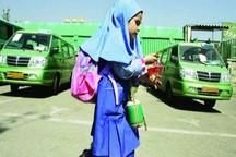 50 درصد هزینه سرویس مدارس بندر خمیر پرداخت می شود