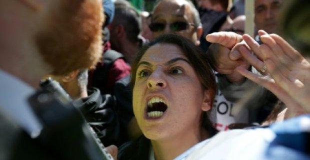 چهره عجیب مخالف اردوغان + عکس