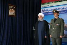 آغاز پرواز جت جنگنده ایرانی با فرمان رییس جمهور