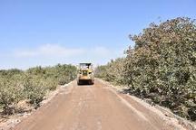 اجرای پروژه احداث جاده بین مزارع با بیش از 960 میلیون ریال اعتبار در اشنویه