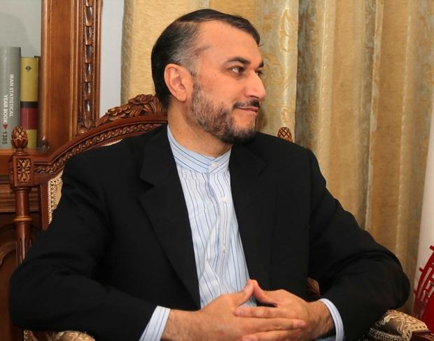 امیرعبداللهیان: روابط تهران و مسکو در سایه اراده رهبران دو کشور به خوبی رو به رشد است
