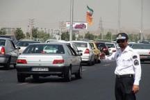 توقیف خودرو جهت کنترل مدارک رانندگان توسط پلیس ممنوع است