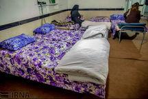 گرمخانههای قزوین آماده پذیرایی از بی خانمانها