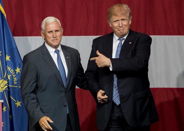 زمزمه های برکناری ترامپ و جانشینی معاون اول رئیس جمهور