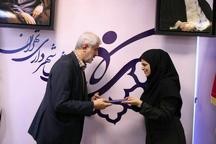 آئین معارفه سرپرست سازمان ورزش شهرداری تهران برگزار شد