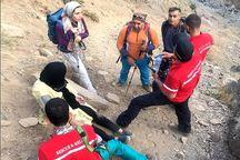 کوهنورد گمشده در شمیرانات پیدا شد