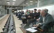 حضور بیرانوند و دستیاران کیروش در ورزشگاه/ پرسپولیسی ها با بشاررسن همدردی کردند + عکس