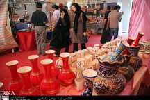 62 نمایشگاه صنایع دستی در کرمانشاه بر پا شد