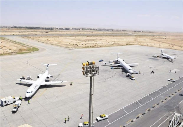 400 هکتار به اراضی فرودگاه اصفهان اضافه می شود