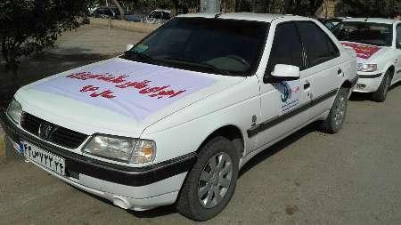 مانور سلامت نوروزی در خوزستان اغاز شد