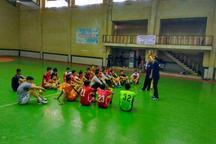 میزبانی اردوی تیم ملی هندبال نوجوانان به خاتم واگذار شد
