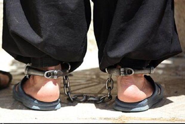 قاتل فراری در شهربابک دستگیر شد