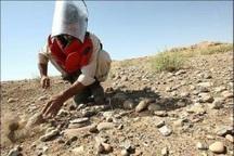 170 قبضه مین در مناطق آلوده بوکان کشف و منهدم شد