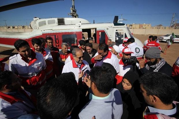 وضعیت انبارهای امدادی خراسان جنوبی مطلوب است