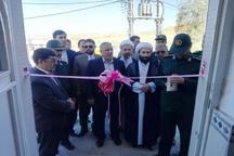 4 باب مسجد و خانه عالم در قصرشیرین بازسازی شد