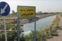 کودکی خردسال در نهر آب کشاورزی در شوش غرق شد