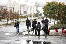 موج بارشهای زمستانی در آذربایجان غربی آغاز می شود