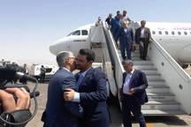 وزیر ارتباطات و فناوری اطلاعات وارد شیراز شد