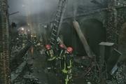 علت آتشسوزی بازار تبریز مشخص شد