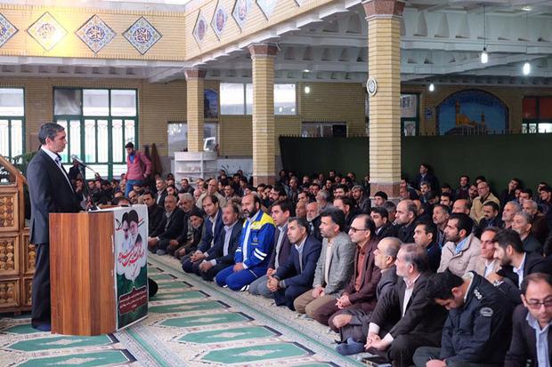شور و شعور انقلابی مردم ایران سرمایه بزرگی است