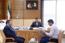 استاندار قزوین: تکریم ارباب رجوع باید بیشتر مورد توجه مدیران قرار بگیرد