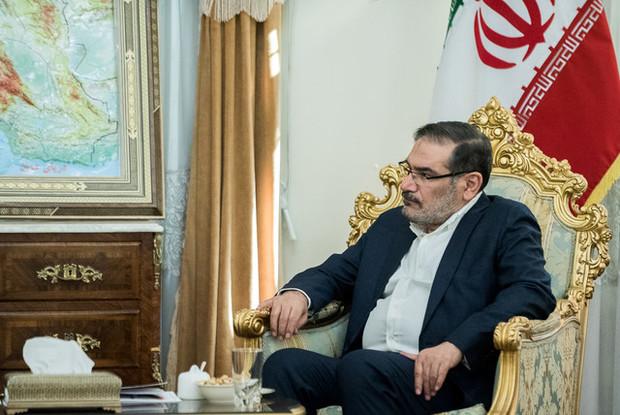 دیدار شمخانی با مشاور امنیت ملی رئیس جمهور افغانستان