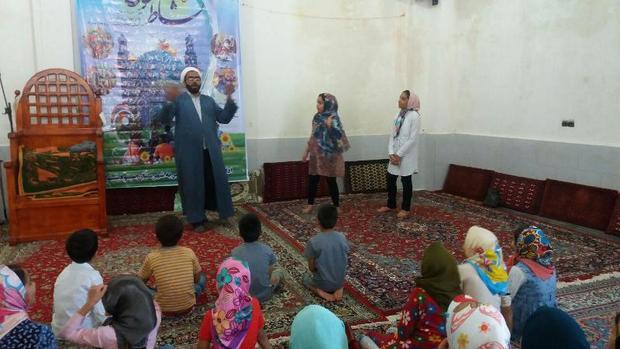 طرح نشاط معنوی در 135 بقعه امامزاده های مازندران اجرا می شود