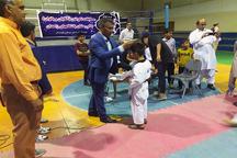 رقابت های تکواندو جام رمضان در زاهدان پایان یافت
