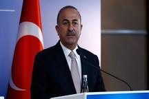 درخواست ترکیه از ایران و روسیه برای وساطت