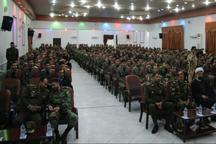 دوره بصیرت دانشگاه افسری امام علی(ع) در مشهد برگزار شد