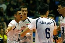شکست ناباورانه نوجوانان والیبال ایران مقابل چینتایپه