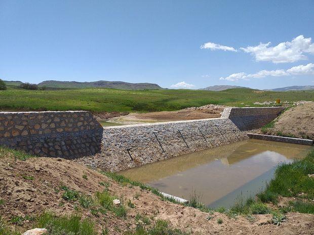 عملیات آبخیزداری در ۲۰ درصد حوضههای زنجان اجرا میشود