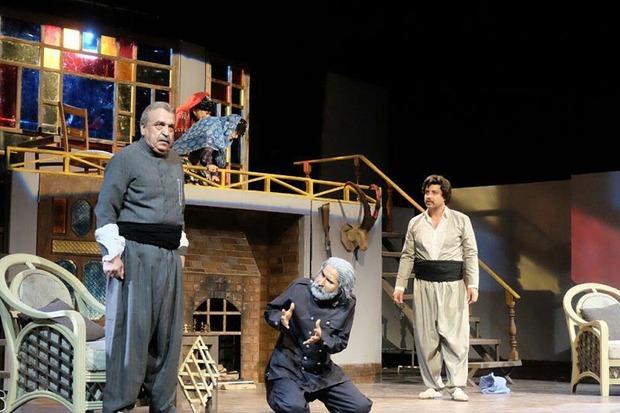 نمایش سایه ها با موضوعی جنایی در دیواندره روی صحنه می رود