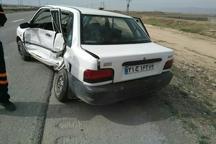 سانحه رانندگی در قوچان پنج مصدوم برجای گذاشت