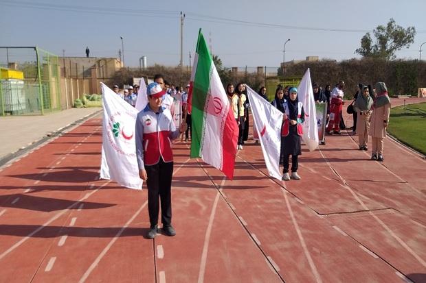 یازدهمین المپیاد ورزشی دانش آموزی آبادان پایان یافت