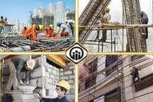 بهره مندی 25 هزار کارگر ساختمانی چهارمحال و بختیاری از خدمات تامین اجتماعی